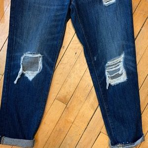 Lucky Brand Jeans - Lucky Brand Jeans Size 4/27. Distressed blues.